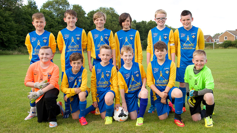 Hilda Park Football Club
